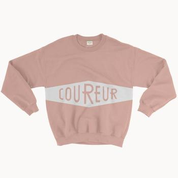 Erstwhile Coureur Sweater Burlwood