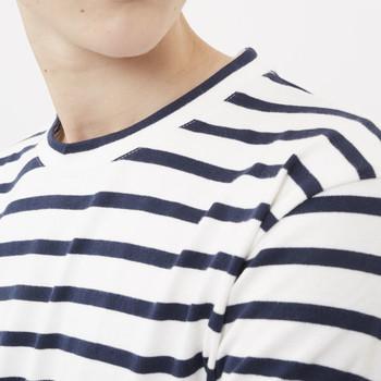 Minimum Bror navy blazer