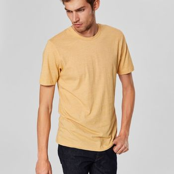 Selectedhomme SLHthePerfect Tee Mango Mojito/ brilliant