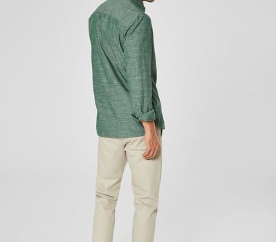 Selectedhomme SLHslimnolan-China Dark Green