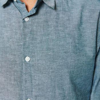 Selectedhomme SLHslimlinen shirt Deep Teal