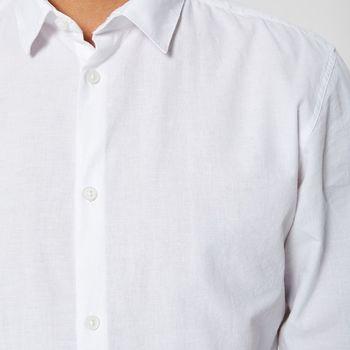 Selectedhomme SLHslimlinen Shirt White