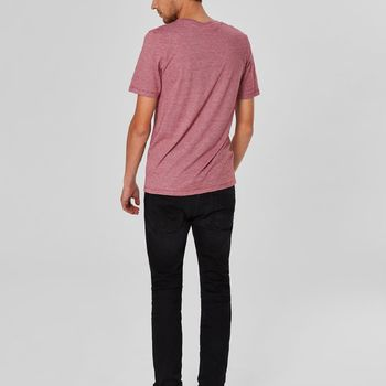 Selectedhomme SLHthePerfectTee Rio Red Brilliant
