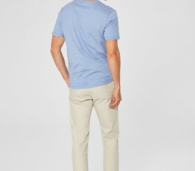 Selectedhomme SLHpoe Federal Blue Bright White