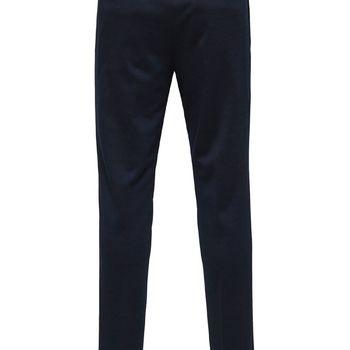 Selectedhomme SLHSkinny Jersey Pants Night Sky