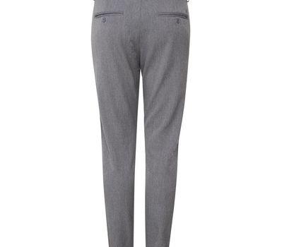Les Deux Como Suit Pants Grey Melange